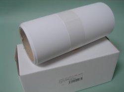 画像1: 水性顔料インクジェットプリンタ用粘着シート合成紙