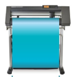 画像1: グラフテック カッティングマシン CE7000-60 スタンド付 現金特価はお問い合わせ下さい